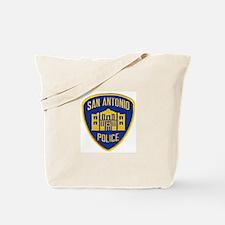 San Antonio Police Tote Bag