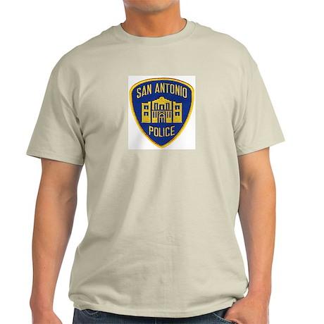 San Antonio Police Light T-Shirt