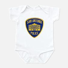 San Antonio Police Infant Bodysuit