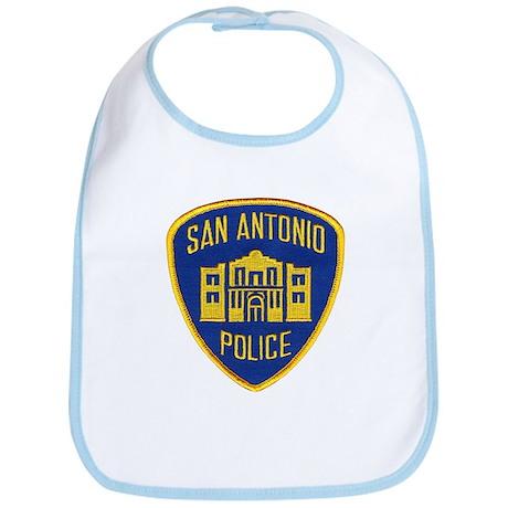 San Antonio Police Bib