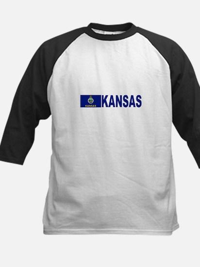Kansas Kids Baseball Jersey