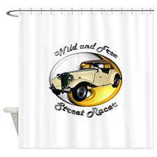 MG TD Shower Curtain