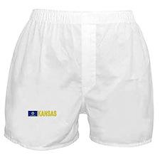 Kansas Boxer Shorts