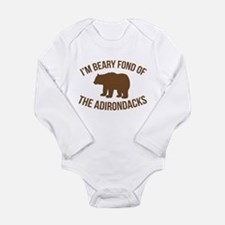 Beary Fond Adirondacks Body Suit
