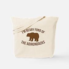 Beary Fond Adirondacks Tote Bag