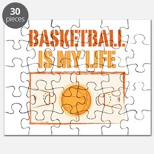 Basketball Life Puzzle