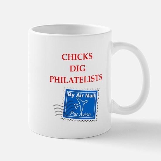 philatelist Mugs