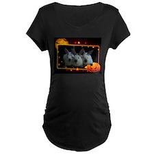 Halloween Himis Maternity T-Shirt