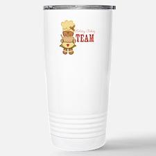 Holiday Baking Team Travel Mug