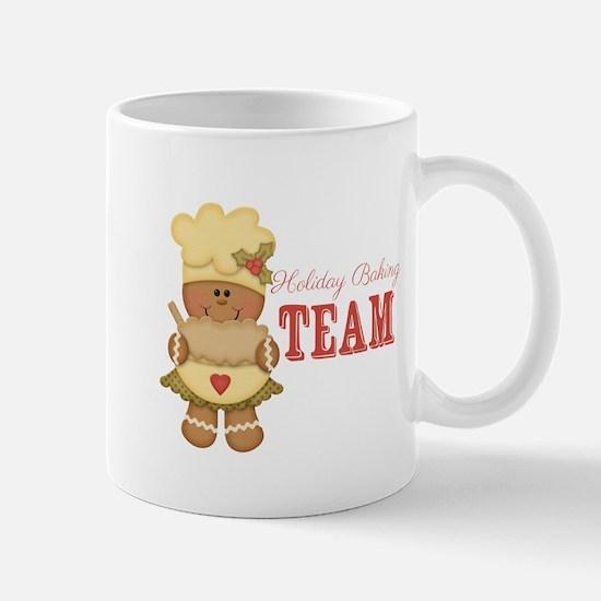 Holiday Baking Team Mugs