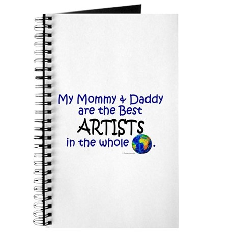 Best Artists In The World Journal