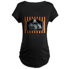 Mini Rex Halloween Maternity T-Shirt