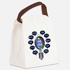 Funny Punjabi Canvas Lunch Bag