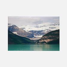 mountain landscape lake louise Magnets