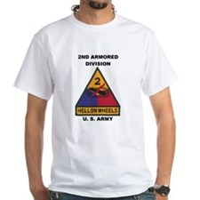 Cute 2nd armored division Shirt