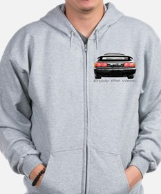 Cute Import car Zip Hoody