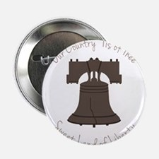 """Land Of Liberty 2.25"""" Button (10 pack)"""