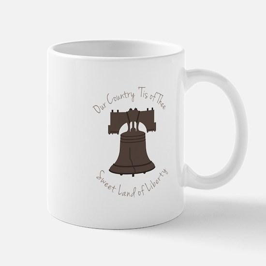 Land Of Liberty Mugs