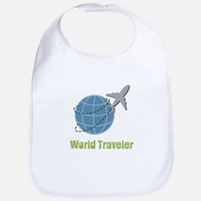 World Traveler Bib