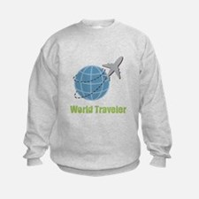 World Traveler Sweatshirt