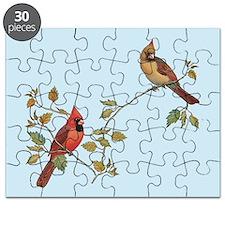 cardinal couple Puzzle