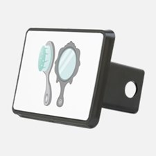 Brush & Mirror Hitch Cover