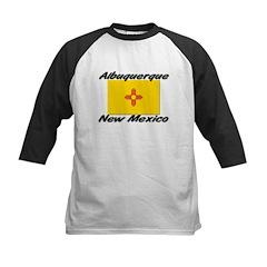 Albuquerque New Mexico Kids Baseball Jersey