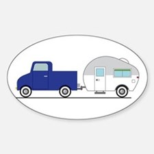 Truck & Camper Decal