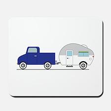 Truck & Camper Mousepad