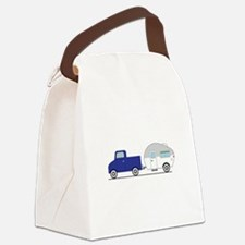 Truck & Camper Canvas Lunch Bag