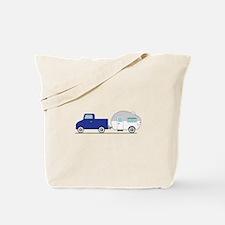 Truck & Camper Tote Bag