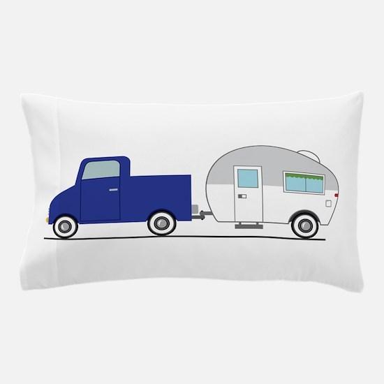 Truck & Camper Pillow Case