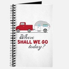 Where Shall We Go Journal