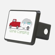 Gone Camping Hitch Cover