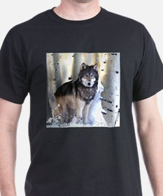 Cool Timber wolf T-Shirt