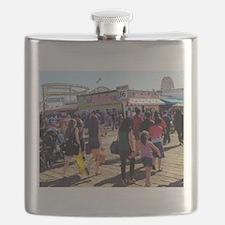 California Fun Flask