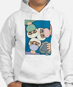 Surgery Get well gifts Hoodie Sweatshirt