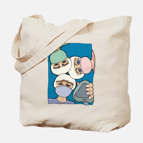Surgery Get well gifts Tote Bag