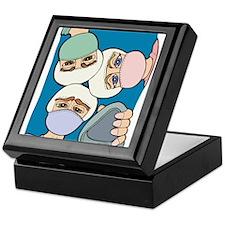 Surgery Get well gifts Keepsake Box