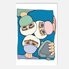 Surgery Get well gifts Postcards (Package of 8)