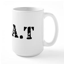 G.O.A.T - greatest of all tim Mug