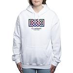 Knot-Corbett.Ross Women's Hooded Sweatshirt