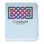 Knot-Corbett.Ross baby blanket