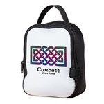 Knot-Corbett.Ross Neoprene Lunch Bag