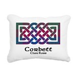 Knot-Corbett.Ross Rectangular Canvas Pillow