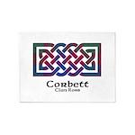 Knot-Corbett.Ross 5'x7'Area Rug