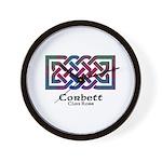 Knot-Corbett.Ross Wall Clock