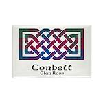 Knot-Corbett.Ross Rectangle Magnet (10 pack)