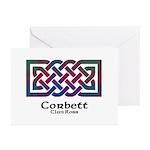 Knot-Corbett.Ross Greeting Cards (Pk of 10)