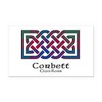 Knot-Corbett.Ross Rectangle Car Magnet